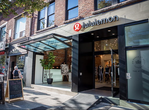 Self-Love Workshop With Fitness by Jacflash and Lululemon