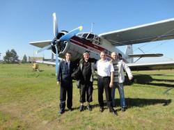 Pilots, Ville and Vlad
