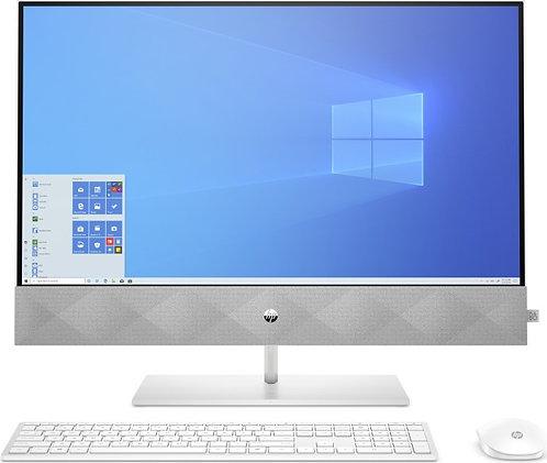 "HP All-in-One 27"", Intel Core i5, 8GB RAM, 512GB SSD, GeForce MX350, Win 10 Home"