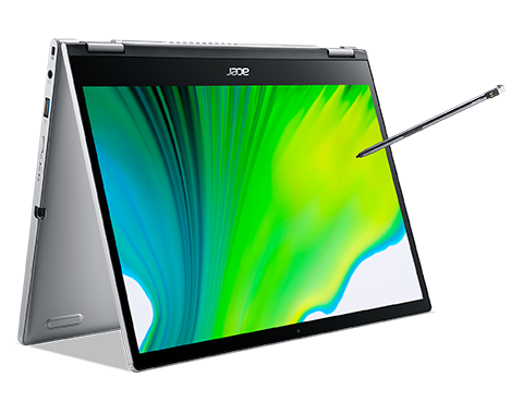 """Acer Spin 3 Pro, 13,3"""", IPS Touch, Core-i5, 16GB RAM, 512GB SSD, Win 10H"""