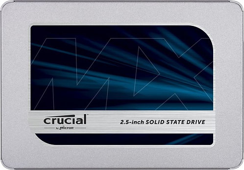 Crucial MX500 1TB, SATA