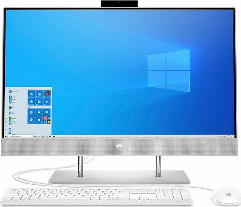 "HP All-in-One 27"", Intel Core-i 5, 8GB RAM, 512GB SSD, Windows 10 Home"