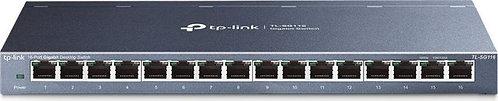 TP-Link TL-SG100 Desktop Gigabit Switch, 16x RJ-45
