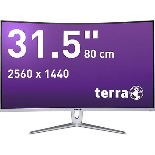 Terra LED 3280W, 31,5 Zoll, 2560x1440, Curved