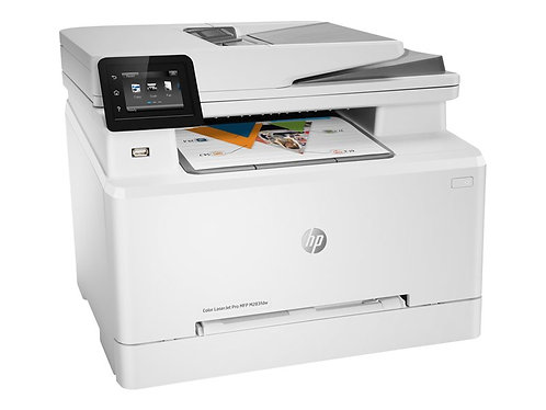 HP Color LaserJet Pro MFP M283fdw, 18 Seiten/Minute, 1 Jahr Garantie