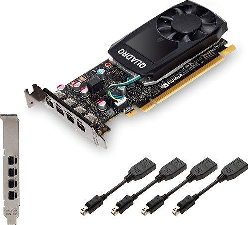 NVIDIA Quadro P620 2GB mDP Adapter