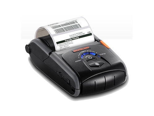 Bixolon SPP-R210, Mobiler Thermo-Bondrucker, 58mm, USB + RS232 + WLAN