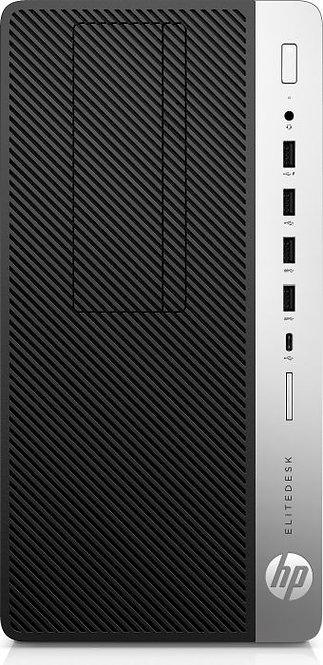 HP EliteDesk 705 G4 MT, Ryzen 5 2400G, 16GB RAM, 512GB SSD, WIN 10 Pro