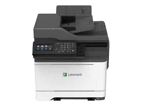 LEXMARK CX622ade, DIN A4, 37 Seiten/Minute, Laser-Multifunktionsdrucker