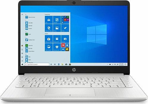 "HP 14-dk Silver,14"" FHD IPS, Ryzen 5 3500U, 8GB RAM, 512GB SSD, Windows 10"
