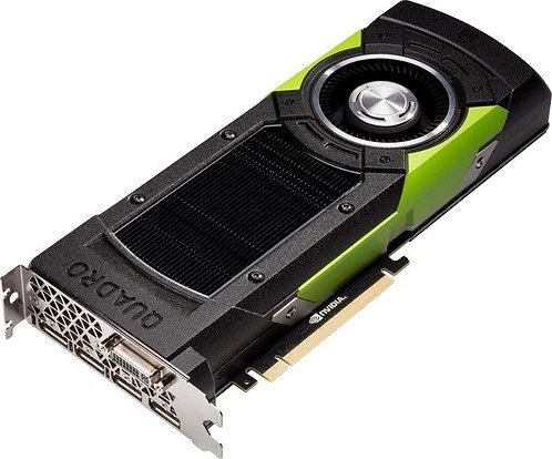 PNY NVIDIA Quadro M6000, 12GB GDDR5, DVI, 4x DP