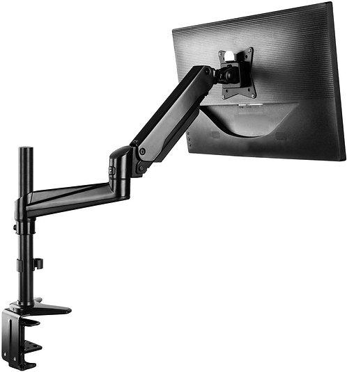 13-32 Zoll Monitor Halterung Gasdruckfeder Arm 360° Drehbar für LCD Bildschirm