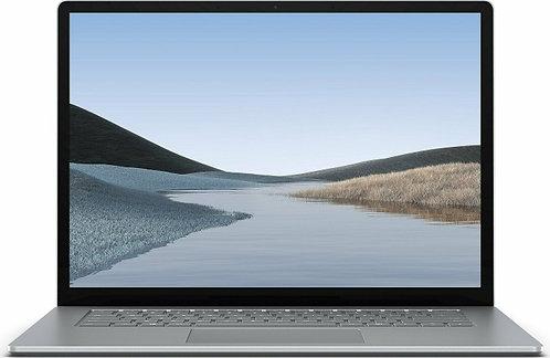 "Microsoft Surface Laptop 3 15"" Platin, Ryzen 5 3580U, 8GB RAM, 256GB SSD"