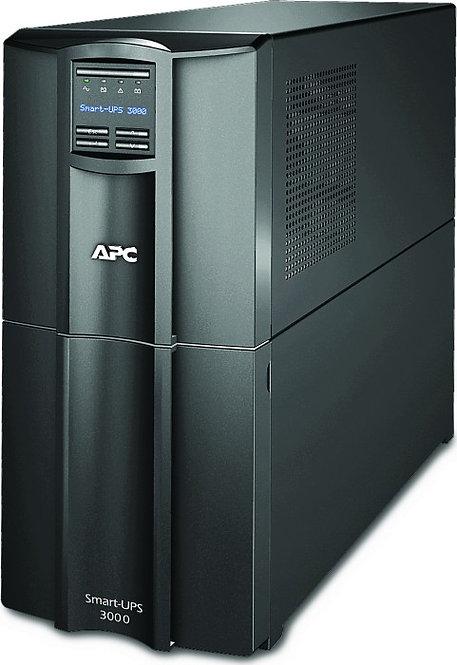 APC Smart-UPS 3000VA LCD mit SmartConnect, USB/LAN/seriell