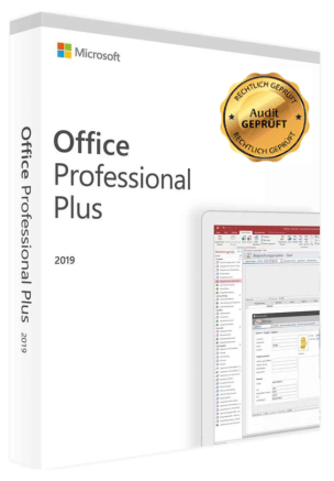 Microsoft Office 2019 Pro Plus (ESD) Audit Sicher
