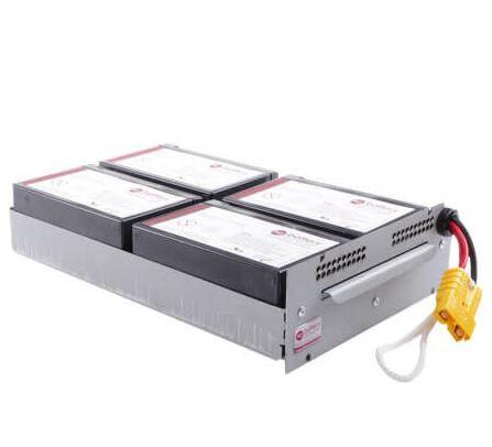 APC RBC24 Ersatzbatterie, Plug 'n' Play