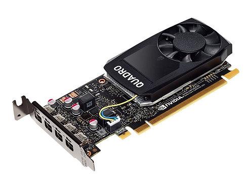 NVIDIA Quadro P1000 4GB Kit