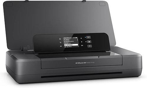 HP OfficeJet 200 Mobile, Tinte, A4, WLAN, Drucker, mehrfarbig
