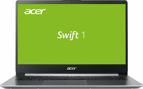 "Acer Swift 1 - Silber, 14"", Intel N5030, 8GB RAM, 512GB SSD, WIN 10 Home"