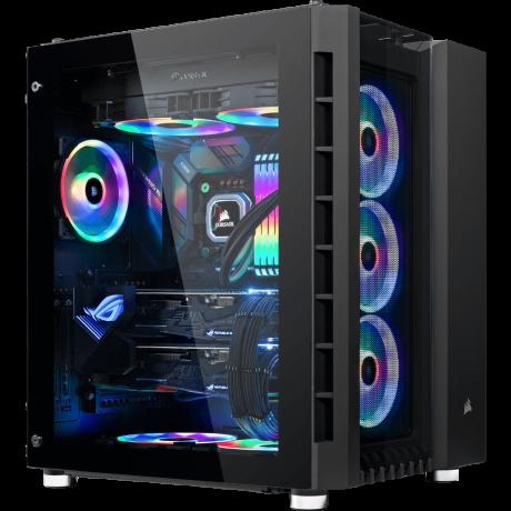 XMG UNIFY C4 - High End Gaming PC, Ryzen 7, 32GB RAM, 1TB SSD, RTX-3080