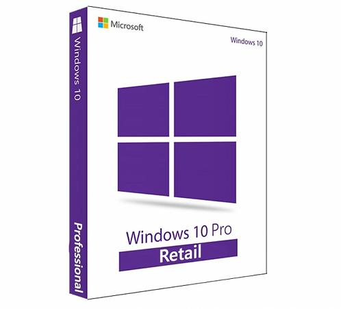 Microsoft Windows 10 Professional 32/64Bit (ESD)