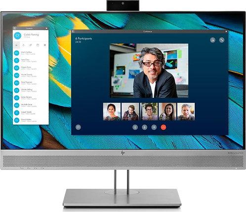 "HP EliteDisplay E243m, 23.8"", IPS, 1920x1080, VGA, HDMI, DP, Webcam"