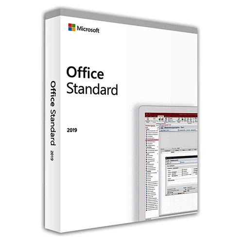 Microsoft Office 2019 Standard (ESD)
