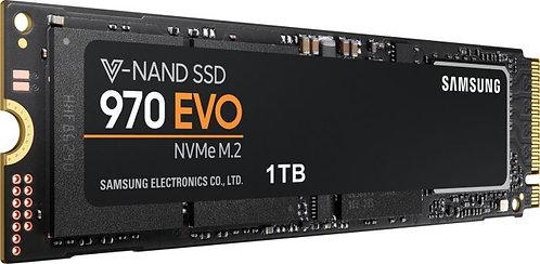 Samsung SSD 970 EVO 1TB, M.2