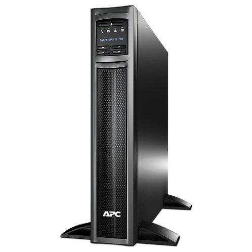 APC Smart-UPS X, 750 VA, Rack/Tower LCD, 230 V