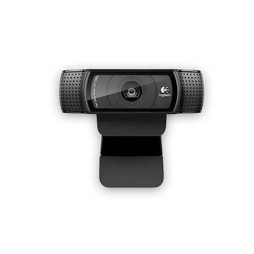 Logitech Webcam C920 HD Pro 1080p