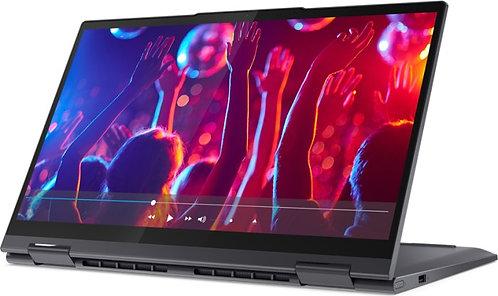 "Lenovo Yoga 7 Slate Grey, 14"", Core i5-1135G7, 8GB RAM, 512GB SSD, Windows 10"