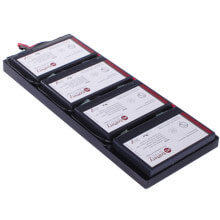 APC RBC34 Ersatzbatterie, Plug 'n' Play