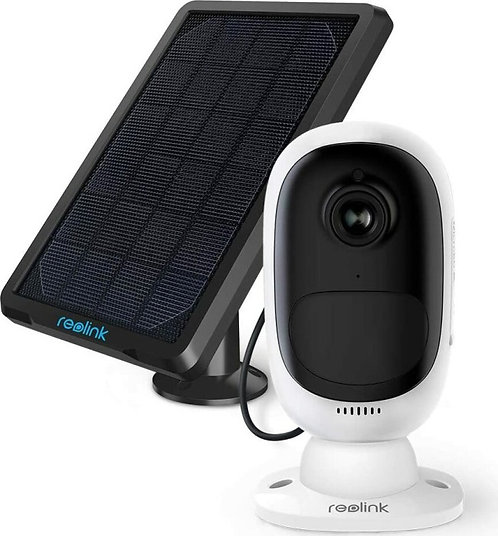 Reolink Argus 2 WLAN Kamera inkl. Solarpanel