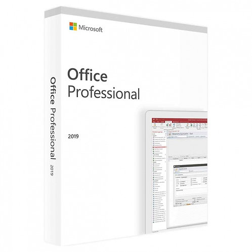 Microsoft Office 2019 Professional (ESD)