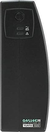 ONLINE USV YUNTO 1500 Line-Interakti 1500VA/900W/USB/geräuschlos/lüfterlos