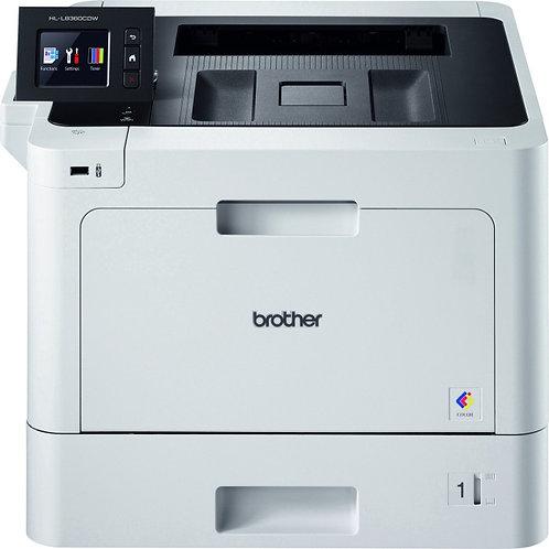 Brother HL-L8360CDW Farblaser, 31 Seiten/Minute, 3 Jahre Garantie