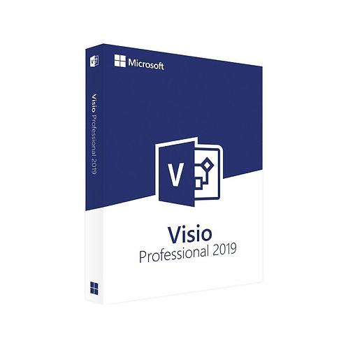 Microsoft Visio Professional 2019 ESD