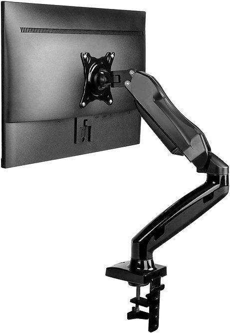 13-27 Zoll Monitor Halterung Gasdruckfeder Arm 360° Drehbar für LCD Bildschirm