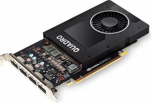 NVIDIA Quadro P2200 5 GB GDDR5X, 4 x DisplayPort