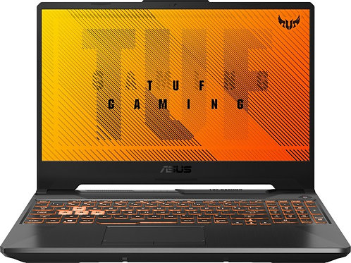 ASUS TUF Gaming A15  Bonfire Black, Ryzen 5, 8GB RAM, 512 GB SSD, FreeDOS