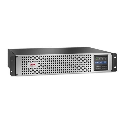 APC Smart-UPS Lithium-Ionen, geringe Tiefe, 750 VA, 230 V, mit SmartConnect