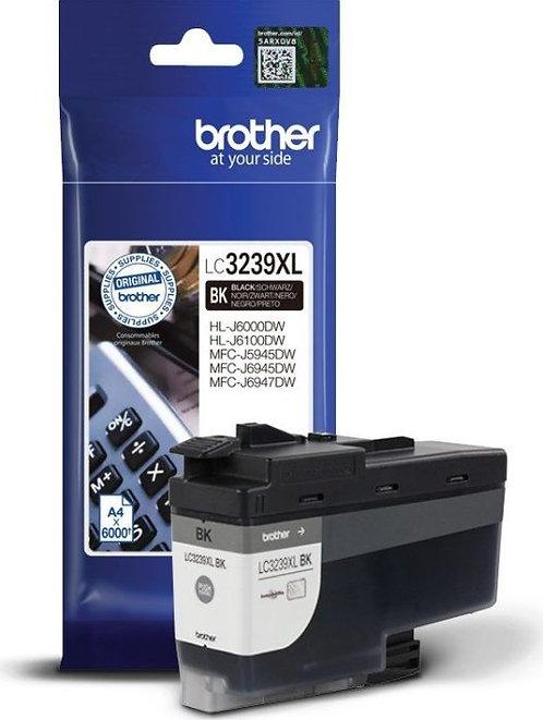 Brother Tinte LC3239XLBK schwarz