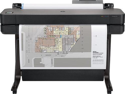 "HP Designjet T630, 24"", DIN A1"