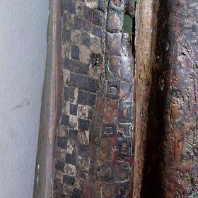 Tartan in Bronze