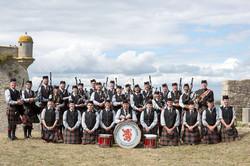Prince Charles Pipe Band