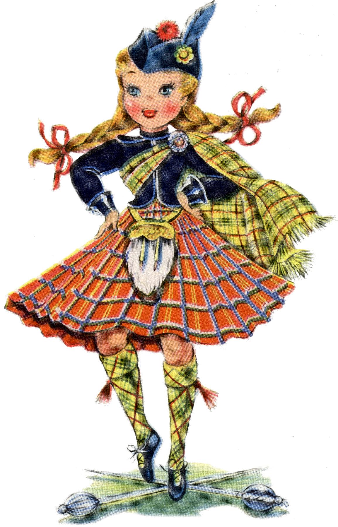 Doll of Scotland
