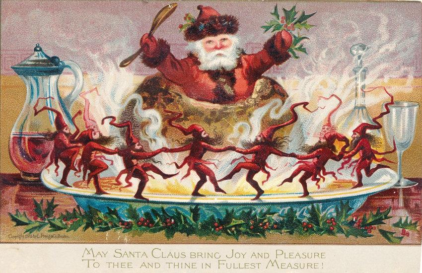 Chasing an Elf
