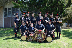 Sacramento Firefighters Pipe Band