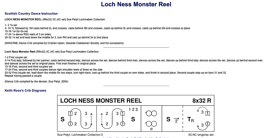 Loch Ness Monster Reel