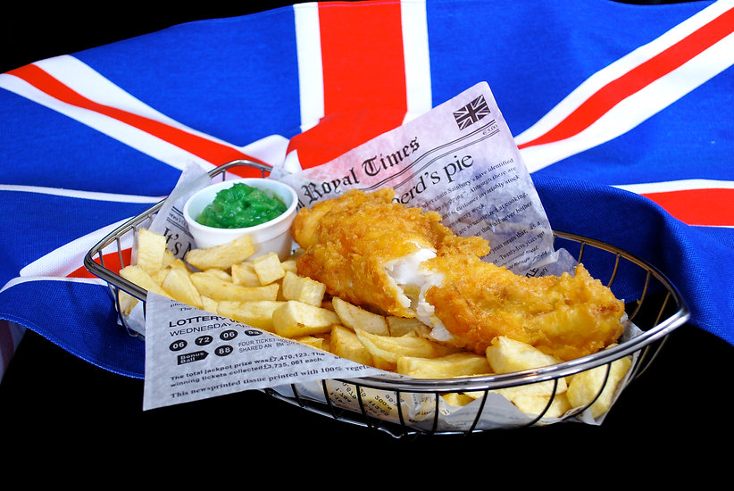 Fish and Chips Reel